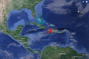 Kaart-Haïti