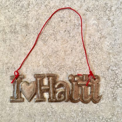 Metal-Art-I-love-Haïti-Handgemaakt-in-Haïti